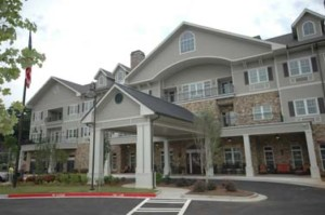 Dogwood Forest Assisted Living Community Acworth, GA exterior