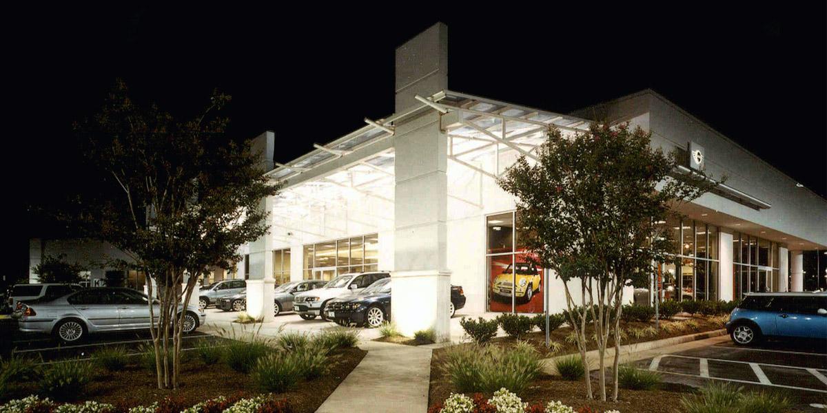Automotive Architecture - Pimsler Hoss Architects