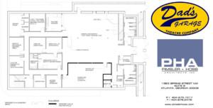 Dad's Garage Floor Plan Pimsler Hoss Architects