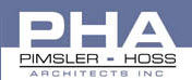 Pimsler Hoss Architects, Inc Retina Logo