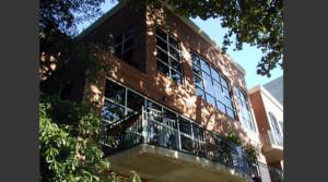1023 Juniper Lofts - Pimsler Hoss Architects balcony