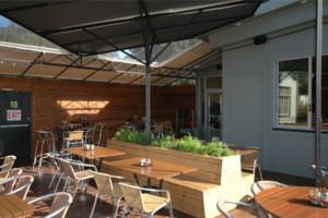Cameli's Pizza L5P Exterior Rooftop