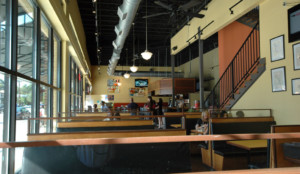 Cameli's Pizza L5P Interior