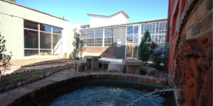 The Jane Grant Park Exterior Courtyard