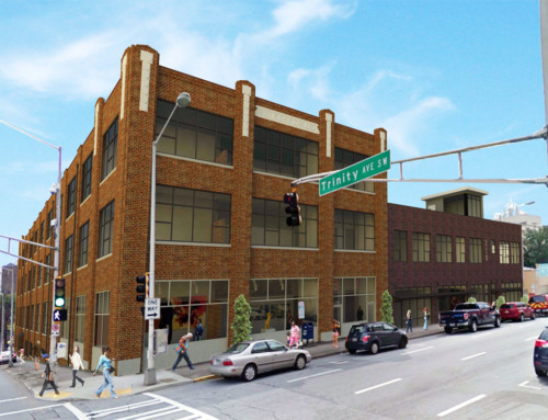 Pryor Street Lofts Featured in Curbed