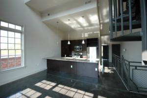 945 College Avenue Athens, GA interior kitchen