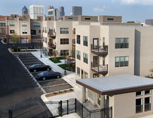 Fair and Walker Lofts Atlanta GA exterior