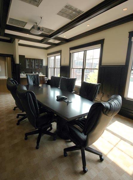 Innovative Orthotics Inc. Atlanta, GA interior conference room