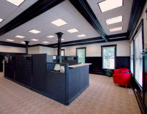 Innovative Orthotics Inc. Atlanta, GA interior offices