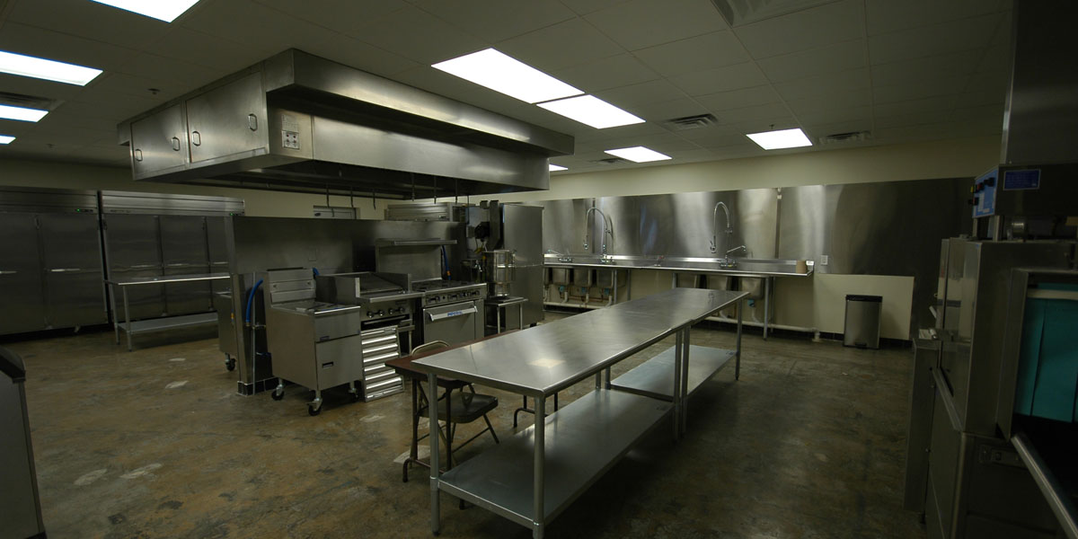 City of Refuge Interior Elevation - Kitchen