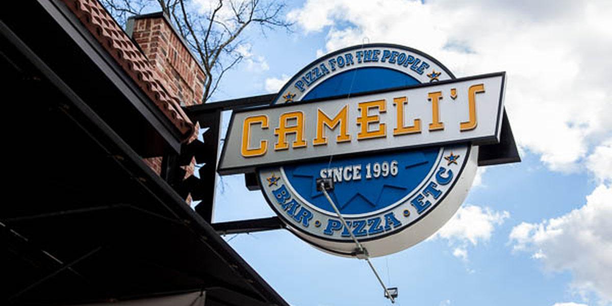 Cameli's Pizza L5P Exterior Pimsler Hoss Architects