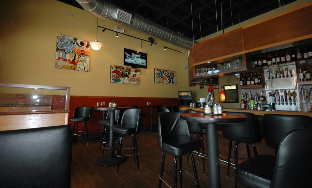 Cameli's Pizza L5P Interior