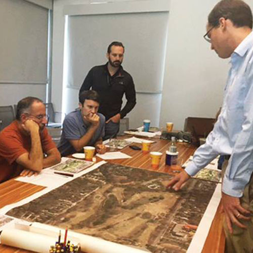 Candler Park Advocacy Charrette at Perkins and Will Atlanta Office featuring Randy E. Pimsler