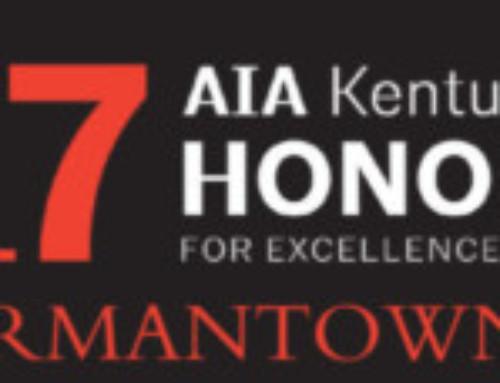 Germantown Mill Lofts wins again…2017 AIA Kentucky Honor Award
